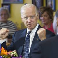 Split U.S. Senate would mean new role for Biden: tiebreaker