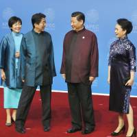 Government, lawmakers hail Abe-Xi summit, note difficult road ahead
