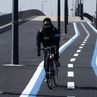 Tokyo aims to promote cycling as means of transport ahead of Olympics