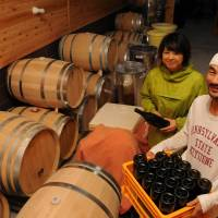First locally produced wine from Aichi set to hit market