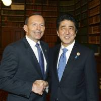 Abe may dissolve Lower House on Tuesday, call snap December election