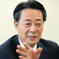 Don't forget secrecy law, reactor restarts, DPJ's Kaieda urges voters