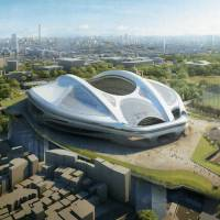 Renowned architect condemns Olympic stadium design