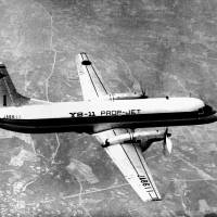One of the last YS-11 passenger planes up for sale