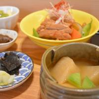 Kyo no Okazu: Fresh from the vegetable garden to the plate