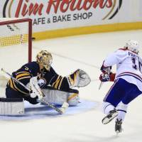Habs prevail in shootout