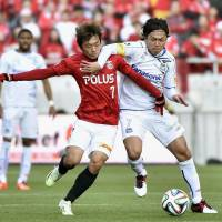 Vital Gamba win over Urawa breathes new life into title race