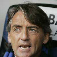 Inter reappoints manager Mancini
