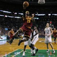Cavaliers rally past Celtics