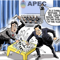 Japan can't afford to remain isolated in the region