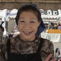 Once-stopgap market is much-loved symbol of recovery for Tohoku town
