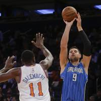 Magic deal Knicks 6th straight loss