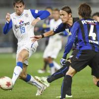 Treble-chasing Gamba reach Emperor's Cup final