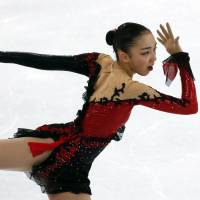Hongo wins Cup of Russia for first Grand Prix title