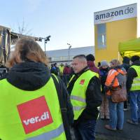 Amazon hit by pre-Christmas strike in Germany