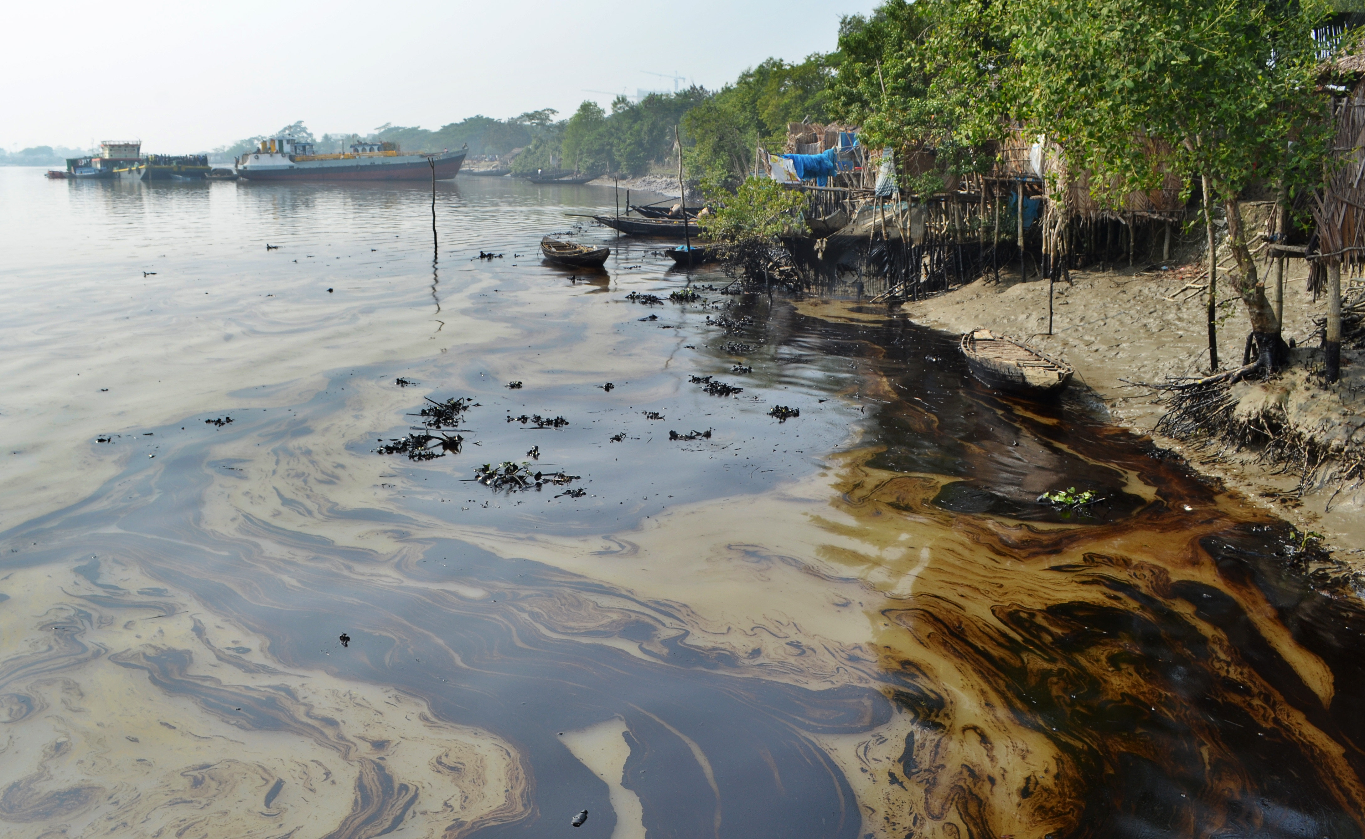 water pollution in trinidad and tobago environmental sciences essay Trinidad and tobago has crucial environmental issues which need to be addressed now  water pollution is affecting the sea around us that contamination is affecting the fishing industry, the safety of the seafood we eat, and marine ecosystems which are crucial to many species  pollution puts nation's health at stake tweet steven.