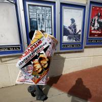 Sony scraps launch of Kim flick 'The Interview' amid terror threats