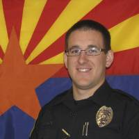 Domestic violence suspect guns down Arizona police officer, kills self