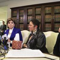 Three women publicly detail sexual allegations against Bill Cosby