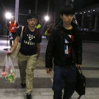 Hong Kong teen protest leader to stage hunger strike