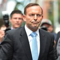 Abbott drops defense minister during Cabinet reshuffle