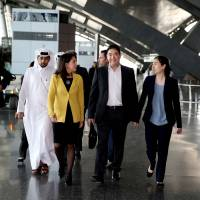 Qatar bars U.S. couple from leaving after acquittal  in child's death