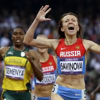 Russia facing allegations of systematic sports doping