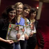 Spainish women's theater peddles porn to dodge crippling tax hike