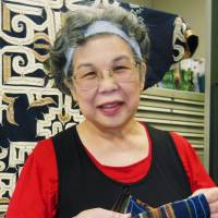 Rare Ainu scholar wants indigenous group's women to aim high