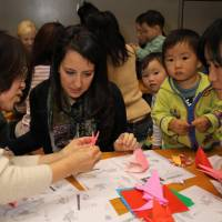Nagoya YWCA offers language classes with day care