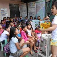 NPO lends support to Filipino dropouts
