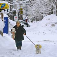Heavy snow may cast chill on election, send turnout to record low