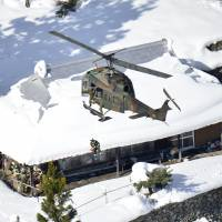 120 households in Tokushima still cut off by snow