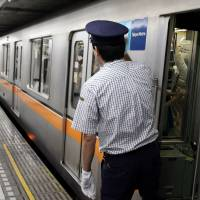 Tokyo Metro punishes station staff for ducking booze tests