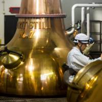 Scotch-happy Taiwan stoking demand for Japanese whiskies