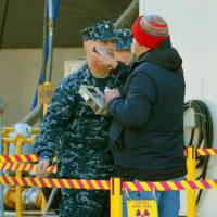Japan-U.S. nuclear disaster drill held at Yokosuka base