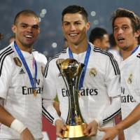 Real Madrid crowned world champion at Club World Cup