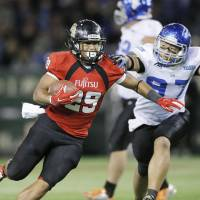 Gordon leads Frontiers to victory in Japan X Bowl