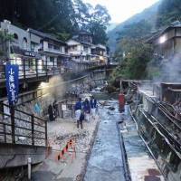 Soaking up the very best of Wakayama's hot springs