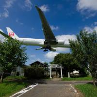 Fight or flight: Narita's history of conflict