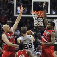 Spurs crash in OT again as Lillard lifts Blazers to win