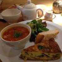 Le Pain Quotidien serves up a hearty, organic vegetarian lunch