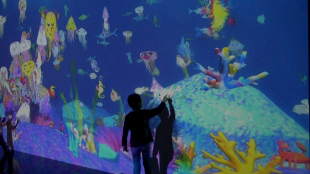 [VIDEO] teamLab Shake! Art Exhibition and Learn and Play! teamLab Future Park