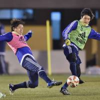 Endo relishing fourth Asian Cup appearance