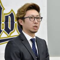 Kaneko to stay with Buffaloes