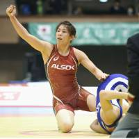 Wrestler Yoshida captures 12th national title, runs winning streak to 102 matches
