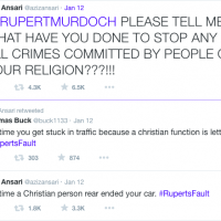 Rupert Murdoch stirs tweet-storm with Muslim comments