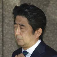 Abe says likelihood of video being real is 'high'
