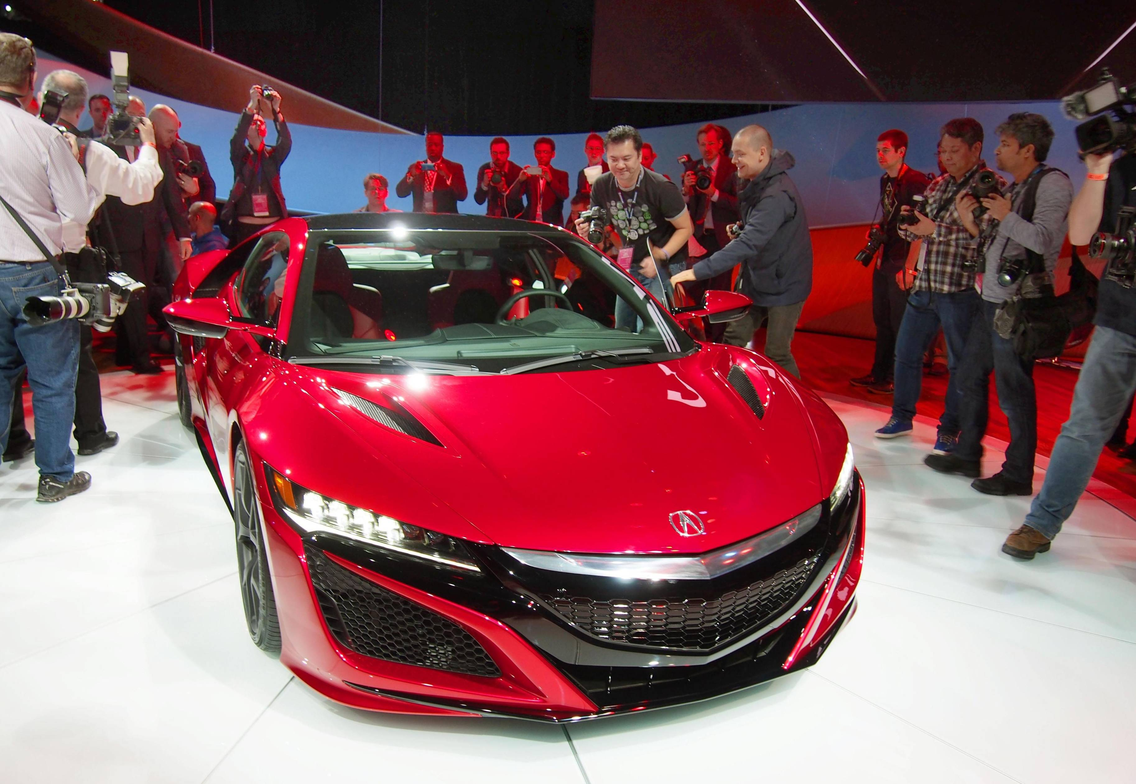 American Honda Motor Company >> Japanese automakers debut sports cars, pickups at Detroit show | The Japan Times