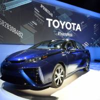 Toyota makes fuel cell patents free for other manufacturers to use